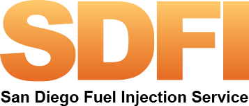 San Diego Fuel Injection Service Logo